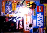 5/2015 LEGO STAR WARS ZABAWKA STOJAK NA BROŃ