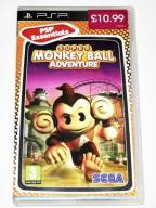 Super Monkey Ball Adventure gra na konsole PSP