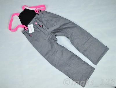 Ciepłe stylowe spodnie narciarskie RESERVED 98 %