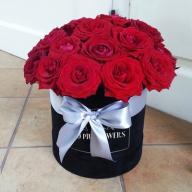 Dostawa kwiatów  Flowersbox kwiaty w pudełku Łódź