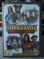 THE SIMS MEDIEVAL PIRATES NOBLES ADVENTURE PACK PC