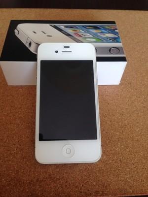 Apple Iphone 4 Bialy 8gb Md198 Jak Nowy 6976094301 Oficjalne Archiwum Allegro