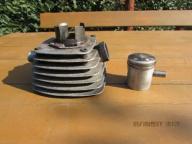 wsk 125 cylinder aluminiowy oryginalny tłok (31/16