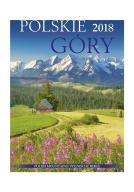 Kalendarz 2018 Wieloplanszowy Polskie Góry