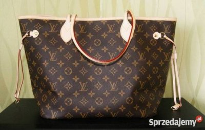 dcd092991d0be Replika Torebka Louis Vuitton Neo Neverfull - 6232572485 - oficjalne ...