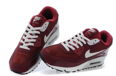 nike air max bordowe