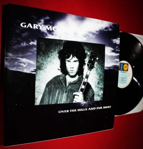 GARY MOORE - OVER THE HILLS AND FAR AWAY MAXI-12''