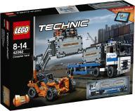 LEGO TECHNIC 42062 Plac przeładunkowy Lorienek