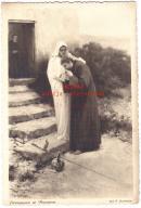 Pożegnanie w Nazarecie, mal. P. Stachiewicz