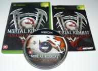 Mortal Kombat: Deadly Alliance (Xbox) gra Xbox