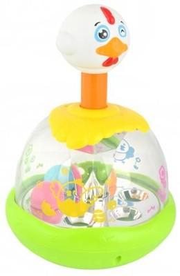 Zabawka Edukacyjna Bączek Bąk Kogucik Karuzela