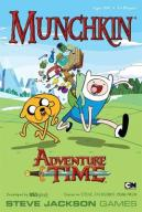 Munchkin Adventure Time / nowa PROMOCJA gra
