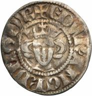 Anglia Edward I 1272-1307 Penny st. 3