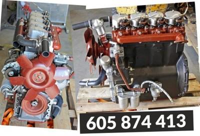 Nowy Silnik Ursus C 360 C360 C 360 Nowe Czesci 5904010159 Oficjalne Archiwum Allegro