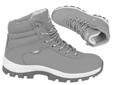 buty trekkingowe ciepłe zimowe damskie allegro