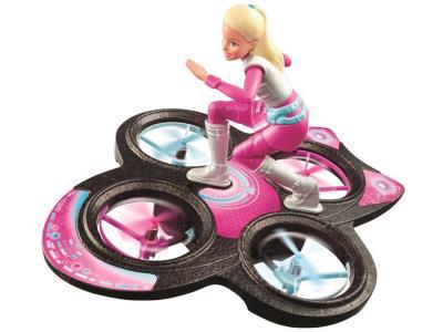 Barbie sterowana latająca lalka Superboh