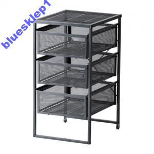 Wybitny IKEA szafka komoda LENNART metalowa szafki komody - 4613753179 PF86