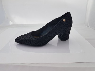 Buty Massimo POLI 37 skóra czarna 37 komfort wyśc.
