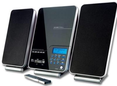 MINI WIEŻA WELTBILD Z-922 CD MP3 USB SD AUX PROMO