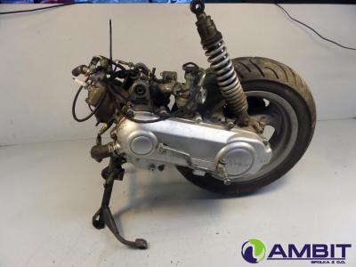 Kymco Super 9 Silnik Kompletny Uklad Napedowy Kolo 5863725680 Oficjalne Archiwum Allegro