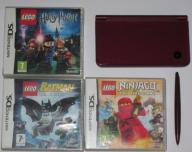 Nintendo DSI XL + GRY Super LEGO Ninjago Batman