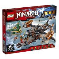 KLOCKI LEGO NINJAGO 70605 TWIERDZA NIESZCZĘŚCIA