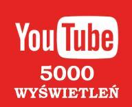 5K WYŚWIETLENIA YouTube PROMOCJA ! YT REKLAMA