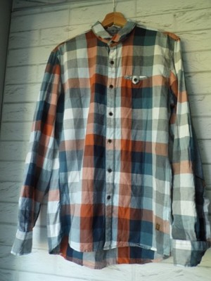 Koszula męska w kratkę Reserved H&M Zara S M 6835984827  ujDaX