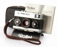 ROLLEI 35 S SONNAR HFT 2.8/40mm ŁADNY