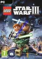 LEGO STAR WARS III THE CLONE WARS PC PL NOWA FOLIA