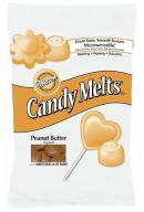 Pastylki Candy Melts masło orzechowe (340g) - Wilt