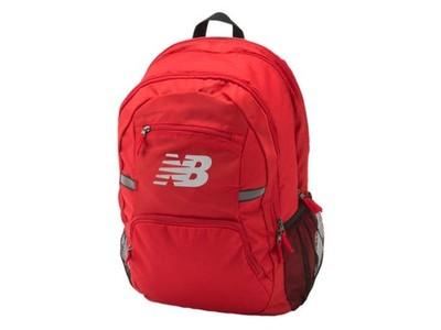 09f2617d5325f NEW BALANCE Plecak Szkolny/ Sportowy (SS17) RED - 6765842519 ...