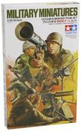 Tamiya 35086 Model US Gun and Mortar Team