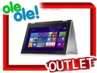 OUTLET! LAPTOP 2w1  DELL  Pent  4GB 500GB W8 Dot.!