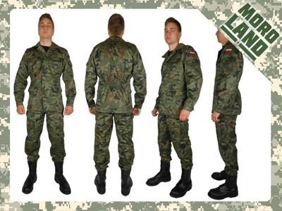 Mundur Wojskowy Polowy Wz 93 Moro Nowy 100 182 86 5960213185 Oficjalne Archiwum Allegro