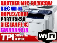 BROTHER MFC-9840CDW SIEĆ LAN USB FAX ADF WI-FI#788