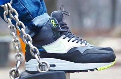 Nike Lunar Force 1 Sneakerboot Gs Buty Sportowe Tanie