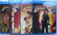 INDIANA JONES 1-4 blu-ray SKLEP VAT
