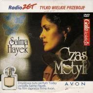 CZAS MOTYLI - /Salma Hayek/