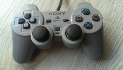 Dualshock Playstation psx ps1 joypad