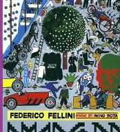 Plakat AMARCORD Federico Fellini Andrzej Krajewski