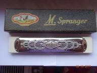 Stara harmonijka Jockey M. Spranger