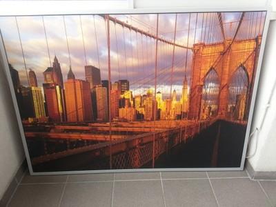 Obraz Ikea Most Brookliński 140x100cm 6910911126 Oficjalne