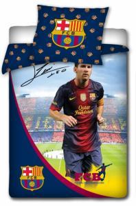 Pościel Messi FC BARCELONA 140x200