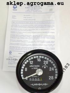 Licznik MTG obrotomierz URSUS C330 C360 POLSKI