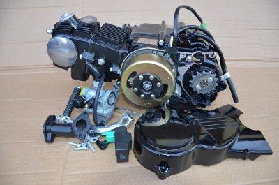 Silnik 125 Cc Cross Enduro Kxd Loncin Diabolini 6278925682 Oficjalne Archiwum Allegro