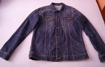 Oryginalna kurtka jeansowa Big Star XXL