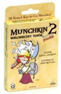 Munchkin 2 - Wielosieczny topór / nowa PROMOCJA gr