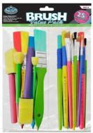 Zestaw Brush Value Pack 25 sztuk RART-18