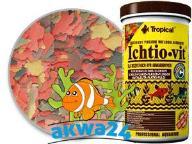 Tropical ICHTIO-VIT 250ml/50g